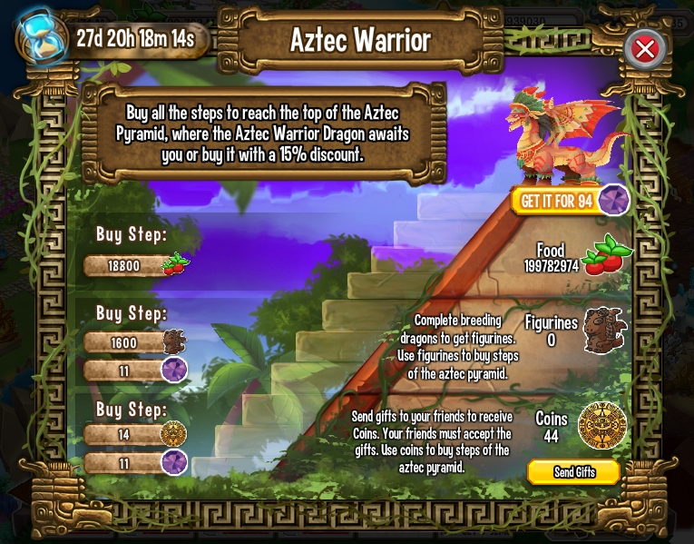Quest for the Aztec Warrior