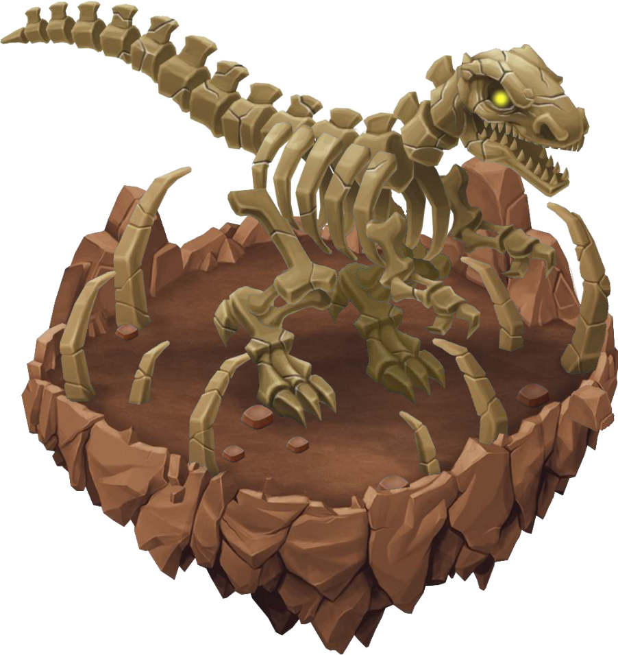 Win Dino Dragons in Dinosaur Island!