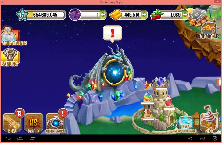 bluestacks-deity-world