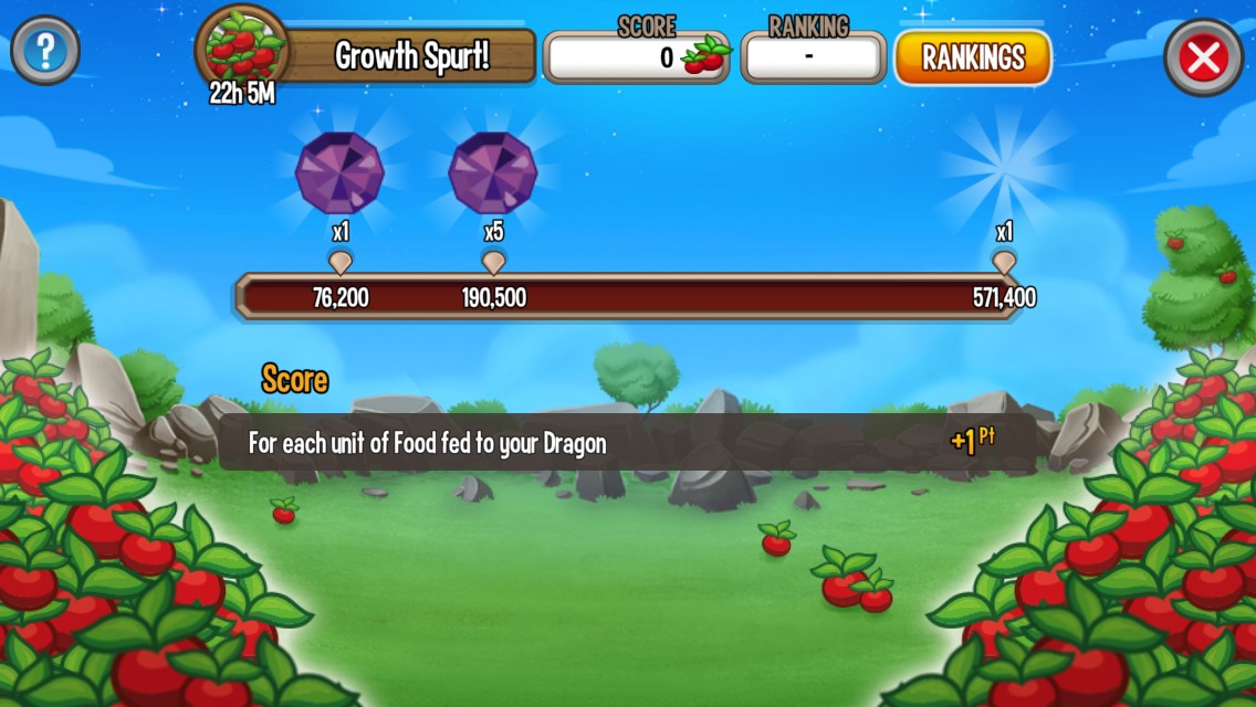 How To Get Food Fast In Dragonvale