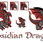 Black Market August 8 Obsidian Dragon