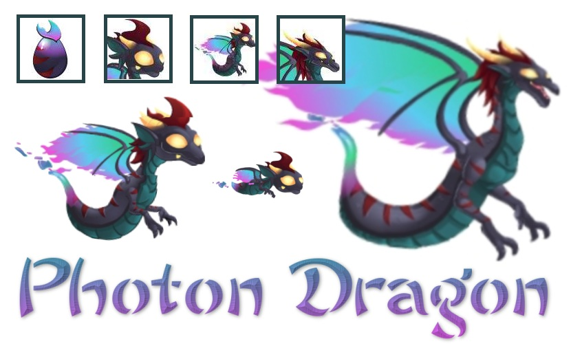 Image - Photon Dragon 1.png | Dragon City Wiki | FANDOM ... |Photon Dragon Dragon City